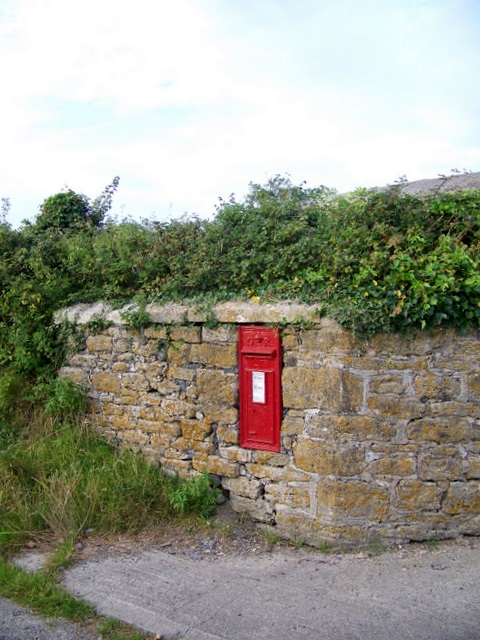 Postbox. Berkley Marsh
