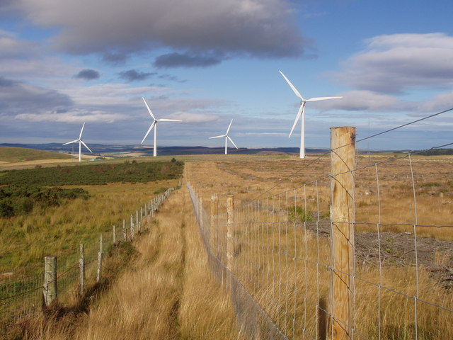 Windfarm on Winds Eye Hill (2)