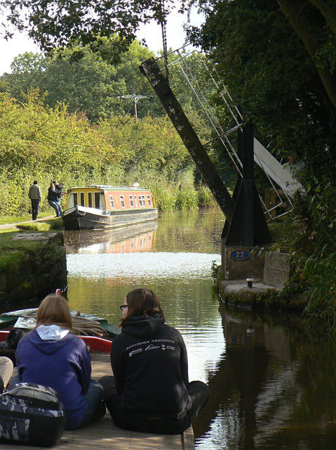 Bridge 22, Peak Forest Canal
