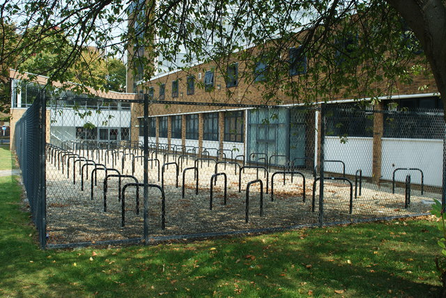 Cycle Parking, Portsmouth, Hampshire