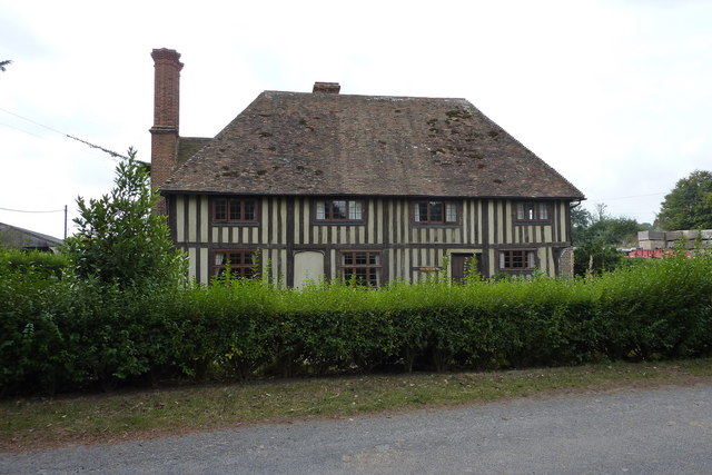 Yew Tree Farm house