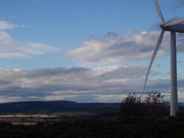 Windfarm on Winds Eye Hill (3)