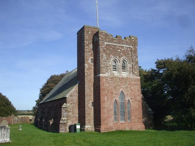 St Cuthbert's Church,  Holme St Cuthbert