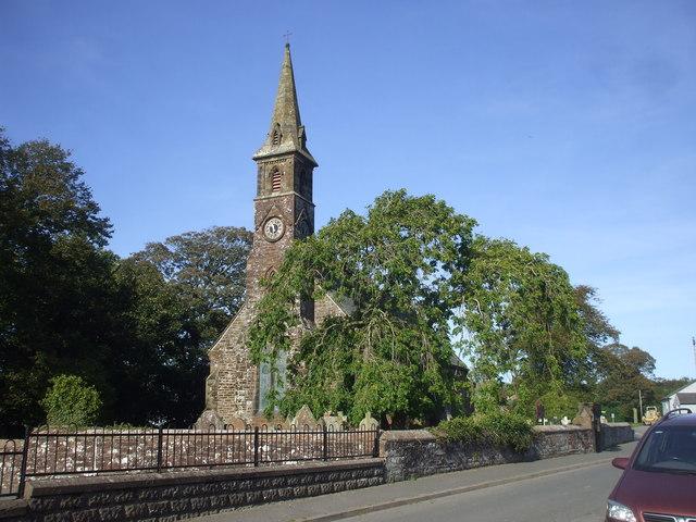 St Matthew's Church, Westnewton