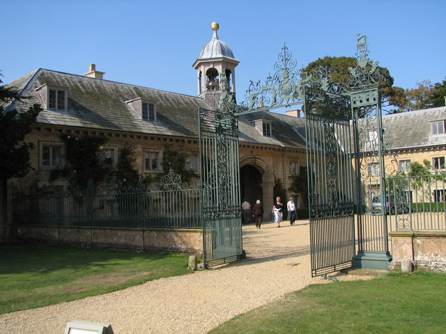Courtyard - Belton House