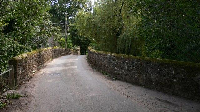 Iping Bridge from the north