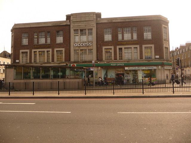 London: King's Cross Post Office