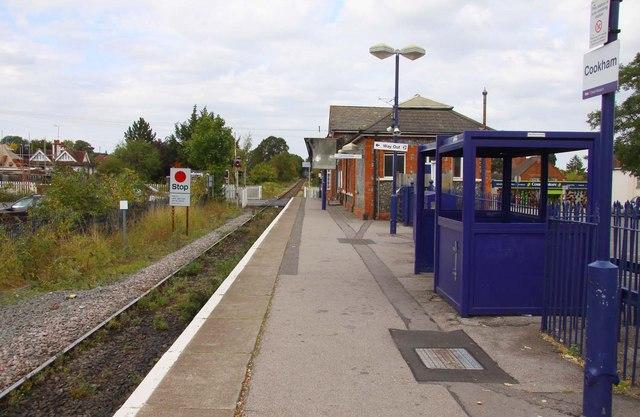 Cookham Station