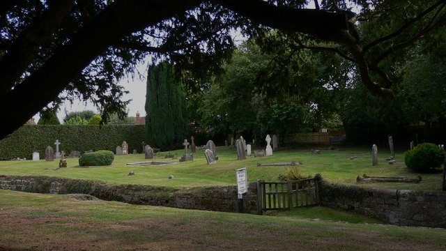 Burial ground at Stedham