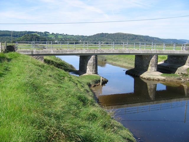 Bridge over River Winster