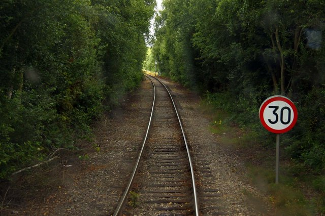 The branch line to Islip and Bicester