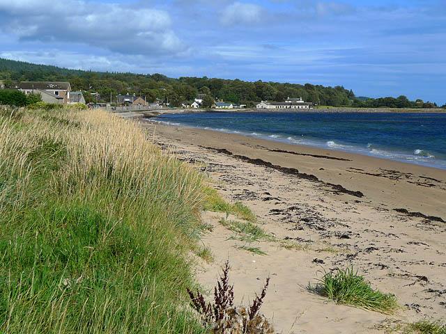 Golspie Beach