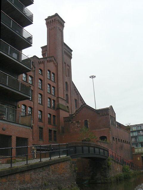 Worsley Mill