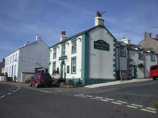 The Stork Hotel, Rowrah