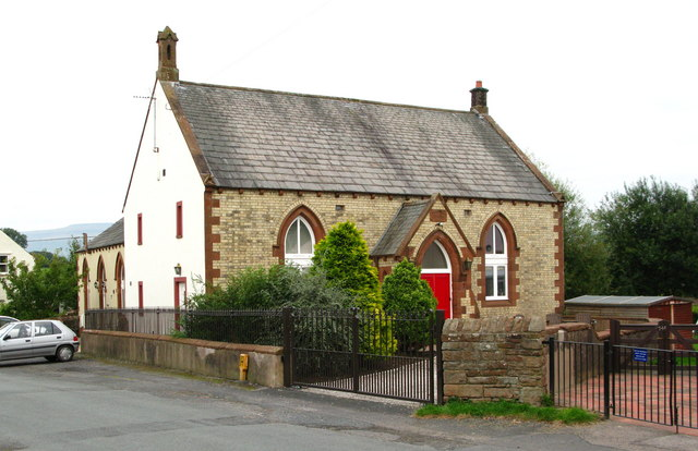 Temple Sowerby Chapel