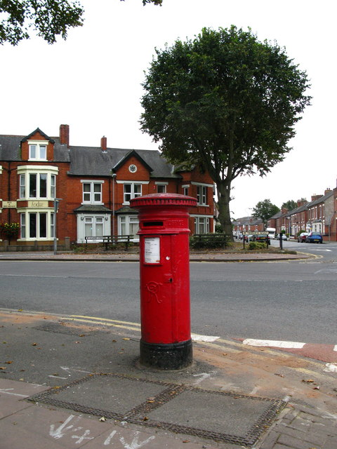 VR Pillar Box, Carlisle