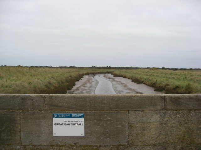 The Great Eau Outfall