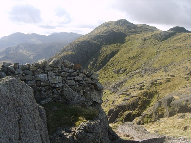 From Pavey Ark
