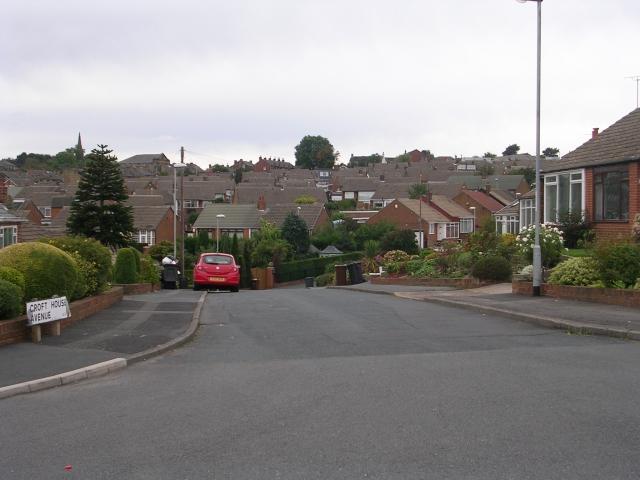 Croft House Avenue - King George Avenue