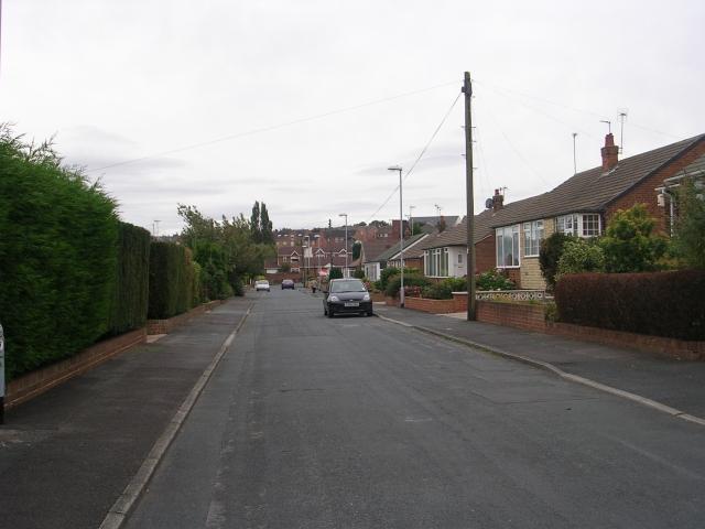 Croft House Lane - Croft House Avenue