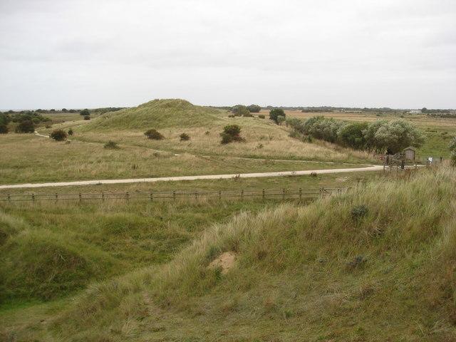 Rimac - View towards Zion Hill