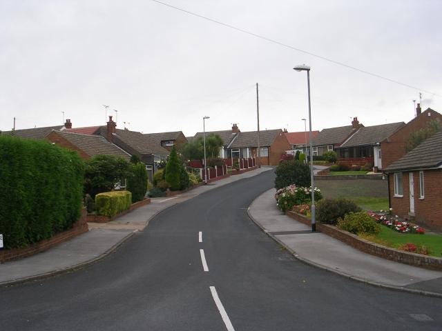 Croft House Way - Croft House Avenue