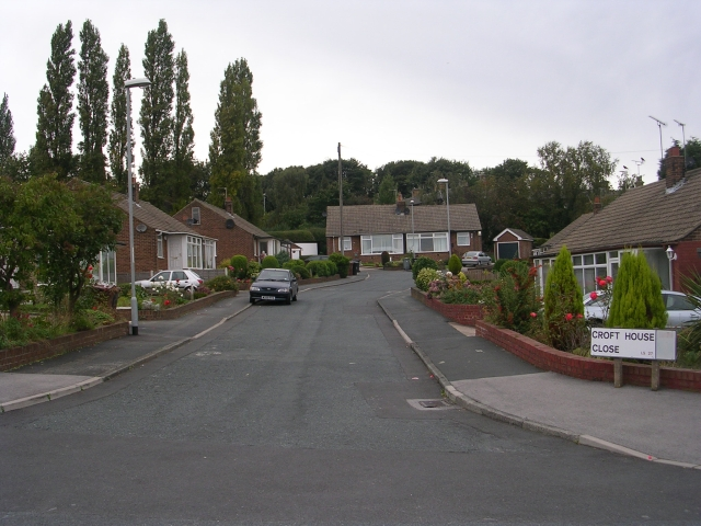 Croft House Close - Croft House Road