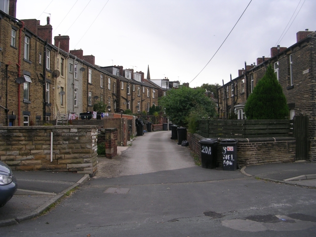 Nelson Place - Croft House Road