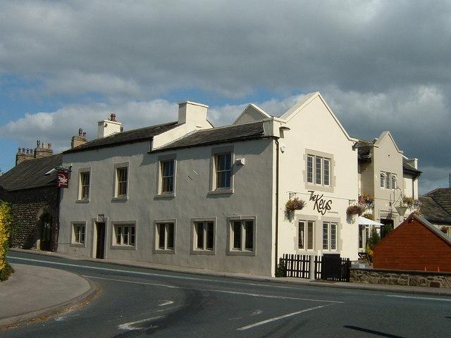The Keys pub, Slyne-with-Hest