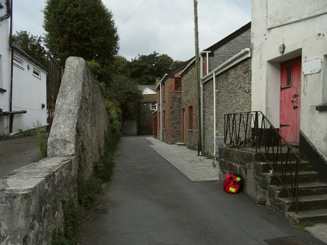 The entrance on Horne Road which leads  to Scamps yard