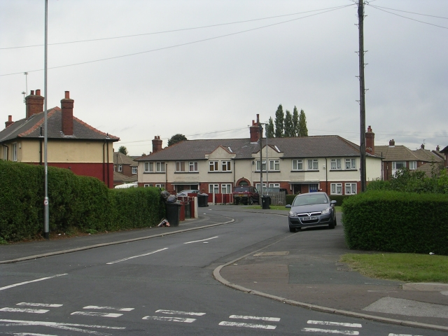 Ingle Crescent - Ingle Avenue