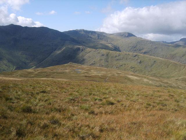 Above Mart Crag Moor
