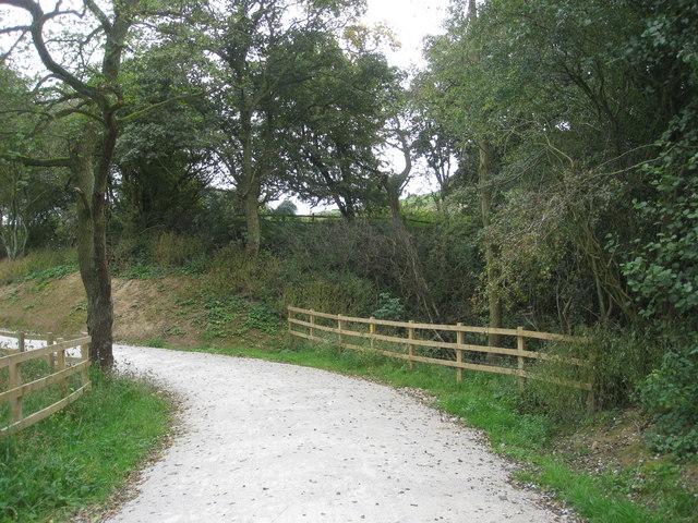 Carsington Water - Footpath