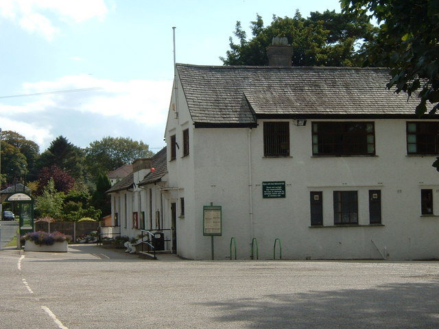 Slyne-with-Hest Memorial Hall