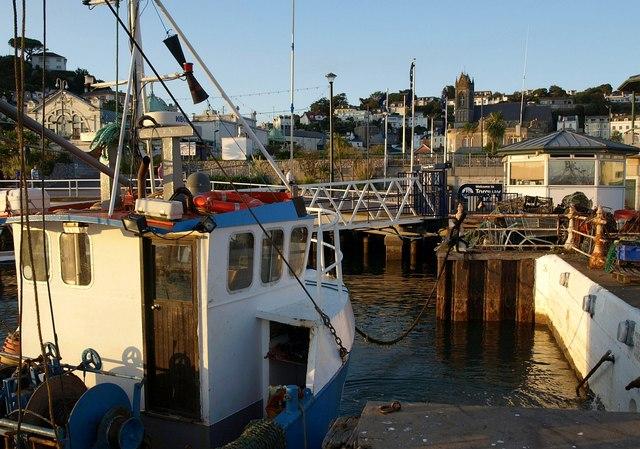 Fish Quay, Torquay