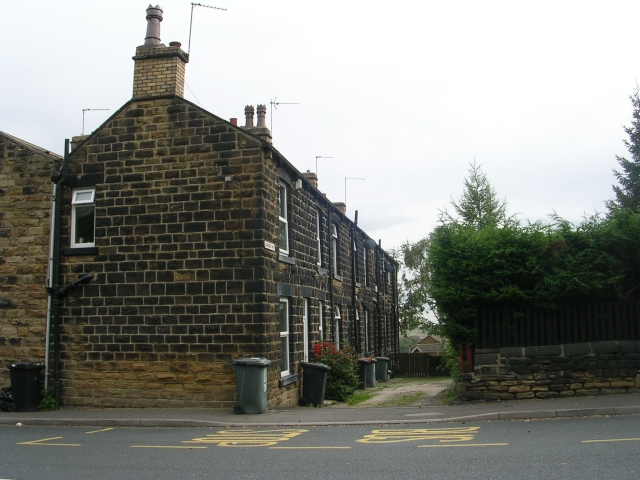 Scatcherd's Buildings - Victoria Road