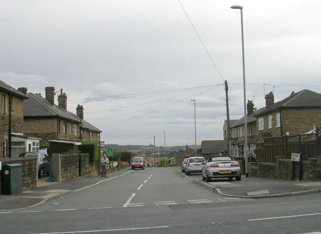 King George Avenue - Victoria Road