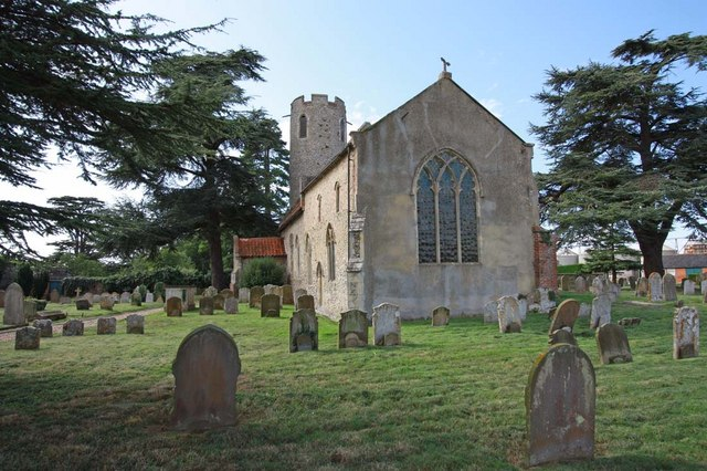 All Saints, Kirby Cane, Norfolk