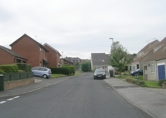 Woodcross - viewed from Sandmead Close