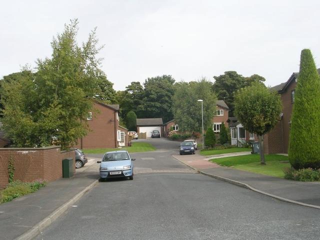 Westwood Close - Westwood Side