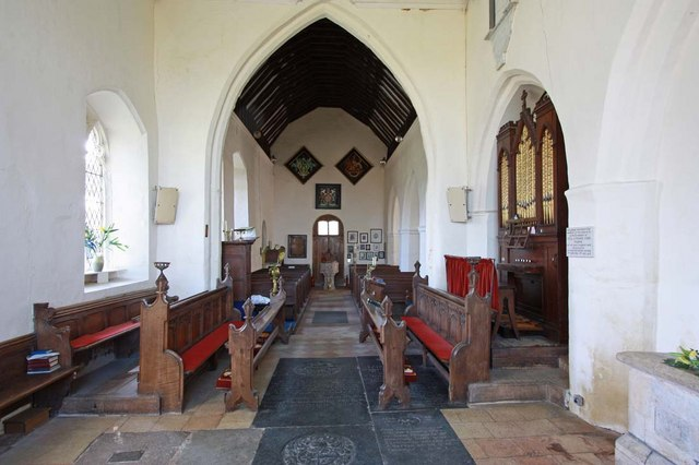 All Saints, Kirby Cane, Norfolk - West end