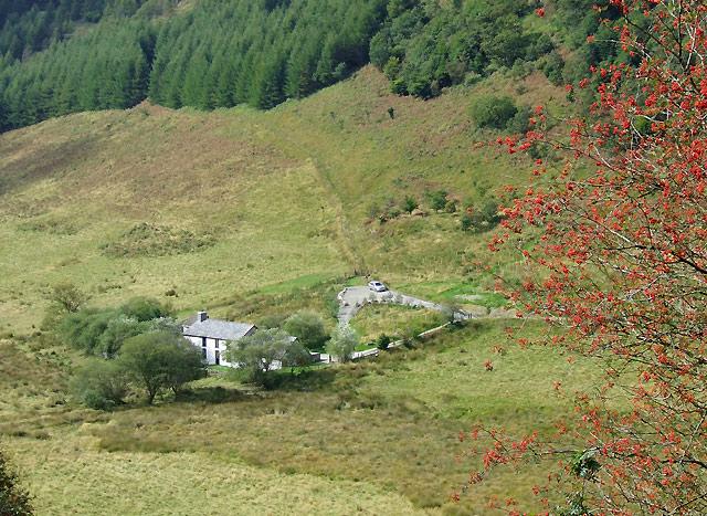 Dolgoch Hostel, Cwm Tywi, Ceredigion