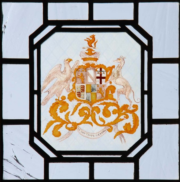 All Saints, Kirby Cane, Norfolk - Window