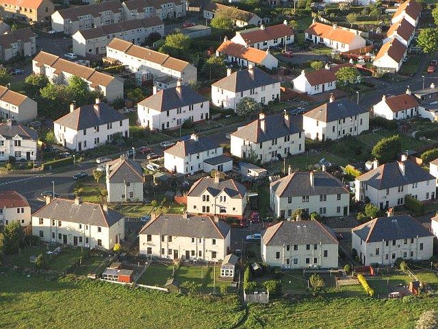 Houses, North Berwick