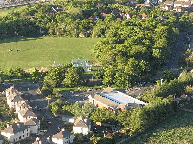 Sports ground, The Glen