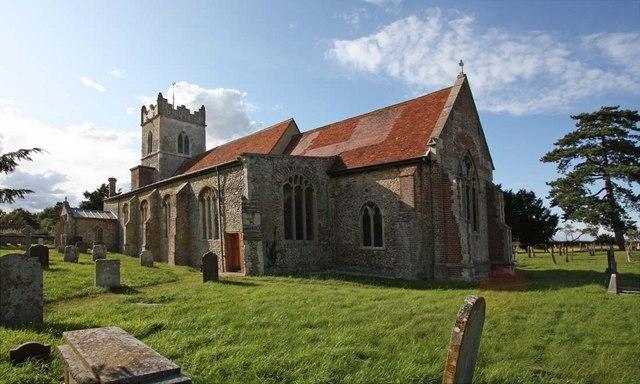 St Mary, Ellingham, Norfolk