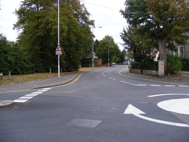Great Baddow High Street