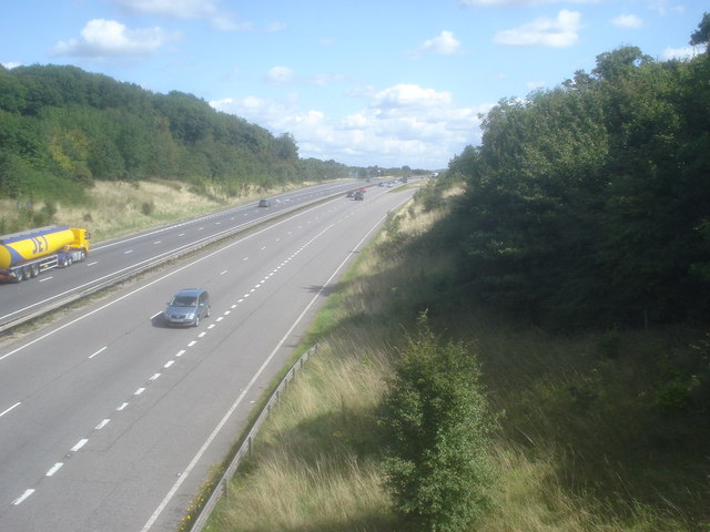 A42 Junction 12