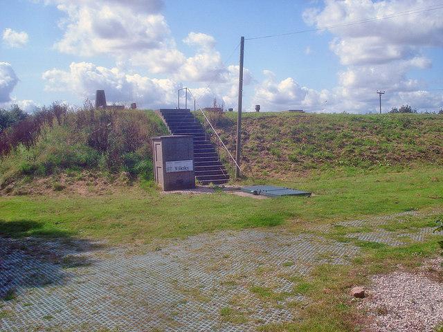 Willesley Reservoir