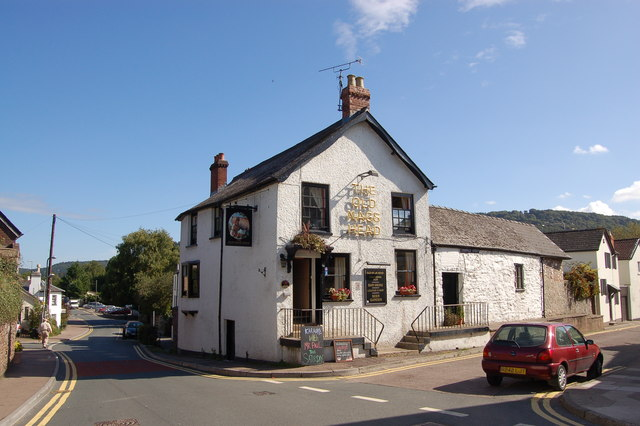 The Old Nag's Head, Monmouth